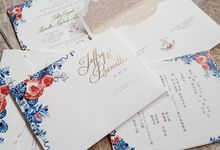 The Wedding of Jeffry & Priscillia by Memento Card