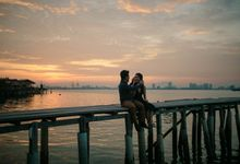 Sunrise Prewedding in Penang by Amelia Soo photography