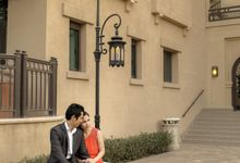 JR & Ronna - Dubai UAE by Bogs Ignacio Signature Gallery