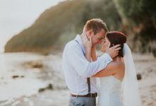 Shaun and Jenna Wedding by Varawedding
