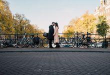 Jordan & Willemijn Amsterdam Pre Wedding by Venema Pictures
