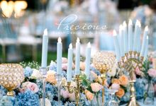 The Wedding of Jimmy & Catherine by Precious Event Design