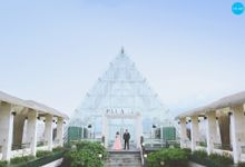 Pre -Wedding of Rendi & Fifi by COIN ASIA