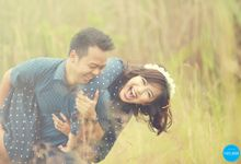 Pre-Wedding Bayu & Rani by COIN ASIA