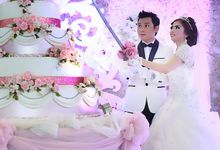 Wedding of Ayu & Rangga by COIN ASIA