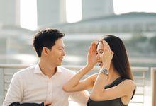Justin & Karen by Joel Cheng Photography