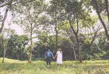 Jahan & Liting Pre-Wedding Shoot by Maison Superb