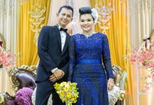Wedding of Nazira and Jumat by Vanilla House Creations