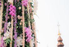 Lanna Fairytale wedding by The Wedding Bliss Thailand