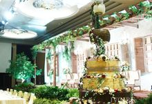 Rustic Forest  - with elements of cheese - Raffles Hotel by Ivoire Cake Design