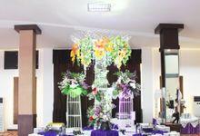 Dekorasi Buffe Iko Catering by IKO Catering Service dan Paket Pernikahan