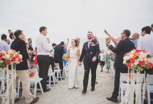 Patrick & Jane from Australia by Wedding Idea & The Event Thailand