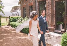 The Stables Wedding by Stones of the Yarra Valley