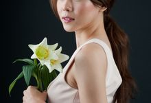 Studio Shoot with Janice Singapore by oolphoto