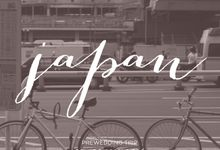 Japan & Lombok Prewedding Trip by Camio Pictures
