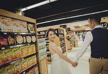 Pre-wedding Shoot Jason & Wuisun by Anson Choi Photography
