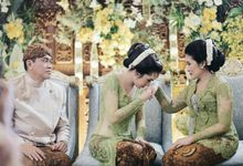 Erik & Christie Siraman by JAYSU Weddings by Jacky Suharto