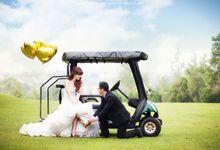 Jefry & Christine - Pre Wedding by Marvello Photoworks