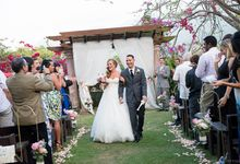 Whimsical Shabby Chic Destination Wedding at Puerto Rican Hacienda by Camille Fontanez Photo