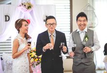 Actual Day Wedding of JianHui & Dylyn by Rave Memoirs