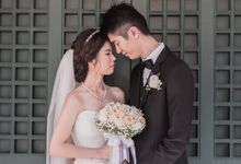 Actual Wedding Day - Jiahui & Jewel (Morning) by A Merry Moment