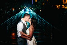 Jocelyn and Graham by Ivan Luckie Photography