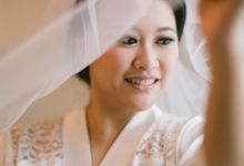 The Wedding of Jo & Evelyn by Feliana Osadi Makeup Artist and Hairdo