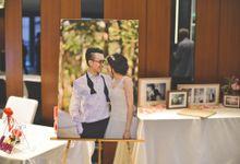 Actual Wedding Day - Celebrating Joe & Stef by Andrew Yep Photographie