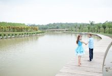 Prewedding Johan & Yanti by Aldea Photography