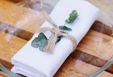 Botanical Wedding Theme by LITTLE ISLAND BREWING CO.