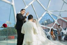 Yoram & Cindy Wedding by Rhapsody Enterprise