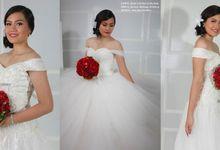 Bridal Hair and Makeup | Wedding Hair and Makeup | Jorems Hair and Makeup Artistry by Jorems Hair and Makeup Artistry