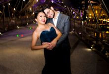 Pre wedding shoot portfolio by Jon Wang Photography