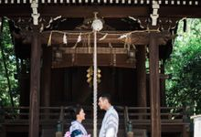 Memorable Tokyo with Putri Titian & Junior Liem by SweetEscape