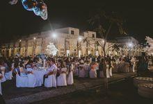 Rustic Wedding Decoration in Bali by Bali Izatta Wedding Planner & Wedding Florist Decorator