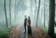 Prewedding Chun & Deary by igophotoworks