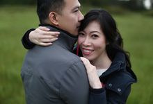 Prewedding of Ady & Trisia by Tjong Indra Photography