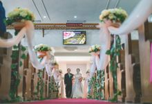KEVIN MELI WEDDING by GODIVA