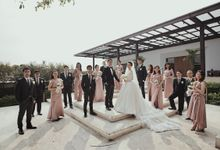 Kenneth & Francesa Wedding - Reception by Camio Pictures