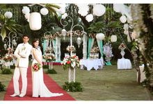 Outdoor Wedding by Klub Kelapa Gading