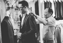 Collaboration with our favourite entrepreneur and photographer Kid Chan by Burlington Tailor