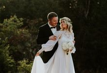 Ten Years of Marriage   A Romantic Autumn Evening in Tennnessee by Katherine Joy Photography and VIdeo
