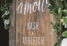 Ashleigh & Nash by Oh Perfect Day