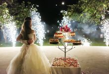 Luxurious Wedding at Amanjiwo by Amanjiwo Resort