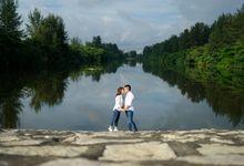 Navin & Jaslyn pre wedding shoot by The Style Atelier Singapore