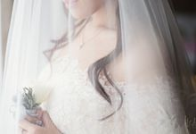 Klara + Tommy Wedding by Moisel Makeup