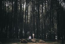 Selvy & Hanito Prewedding Shoot by Kenang Design
