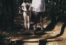 Selvy & Hanito Prewedding Shoot by Kenang Design
