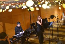 Wedding Dinner Performance by Musical Touch