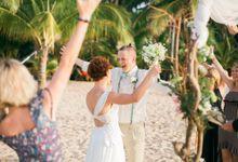 Ksenia & Vovka Wedding by The Organic Studios